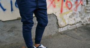 Утепленные спортивные штаны для мужчин
