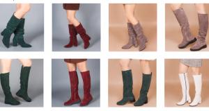 Как выбирать обувь в интернет-магазине