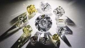 Где добывают алмазы?