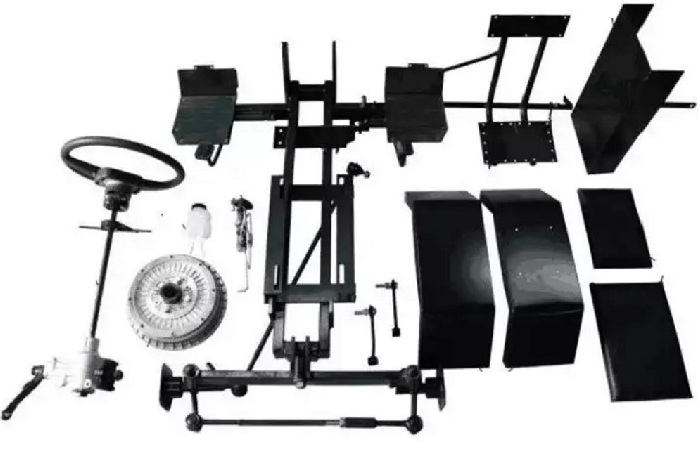 Технические особенности комплекта №3